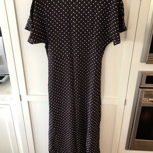 Christy dawn dress with cut out